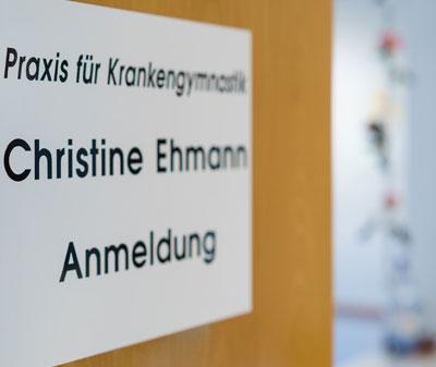 Christine Ehmann - Kinesio Taping